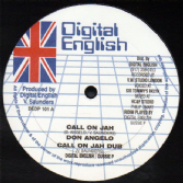Don Angelo - Call On Jah / dub / Ranking Joe - Call Pon Jah (Digital English) US 10